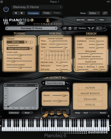 Modartt Pianoteq PRO v6.7.0 Fixed WiN