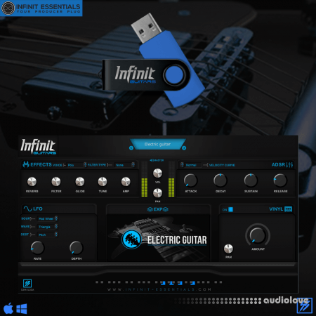 Infinit Essentials Infinit Guitars WiN MacOSX