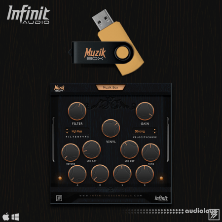 Infinit Essentials Muzik Box WiN MacOSX