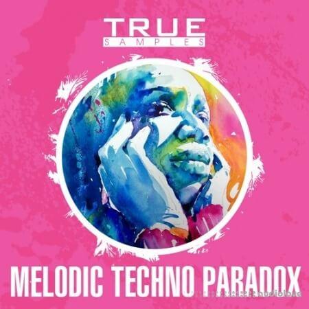 True Samples Melodic Techno Paradox WAV MiDi Synth Presets