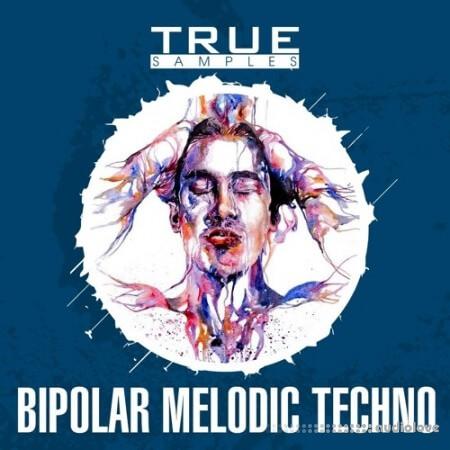 True Samples Bipolar Melodic Techno