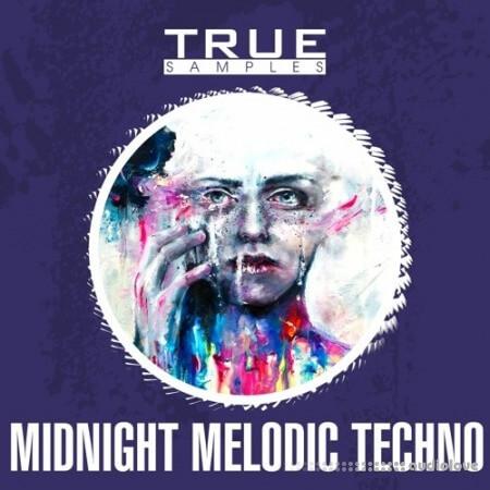 True Samples Midnight Melodic Techno
