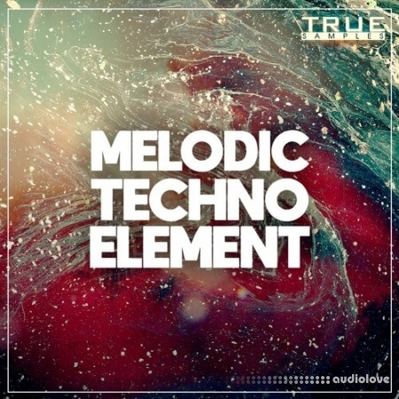 True Samples Melodic Techno Element
