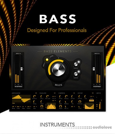 Muze Bass Elements KONTAKT