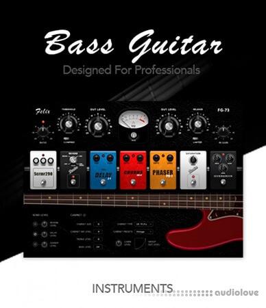 Muze Bass Guitar KONTAKT
