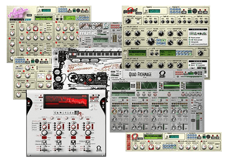 OhmForce Bundle 2016.3 CE WiN