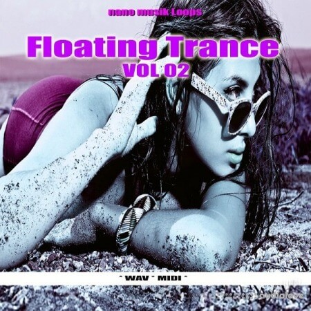 Nano Musik Loops Floating Trance Vol.2 WAV MiDi