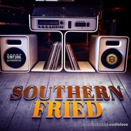 Divided Souls Southern Fried Volume 1 WAV
