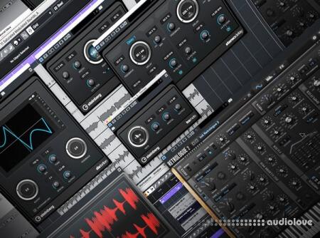 Groove3 Cubase Creative Sound Design TUTORiAL