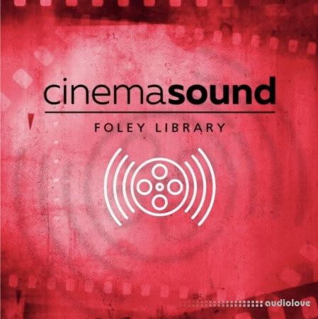 Impact Soundworks Cinema Sound Foley Library KONTAKT