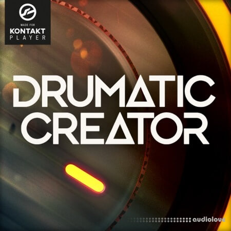 In Session Audio Drumatic Creator KONTAKT