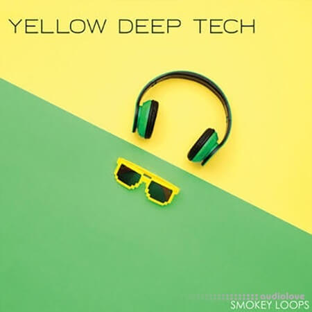 Smokey Loops Yellow Deep Tech WAV