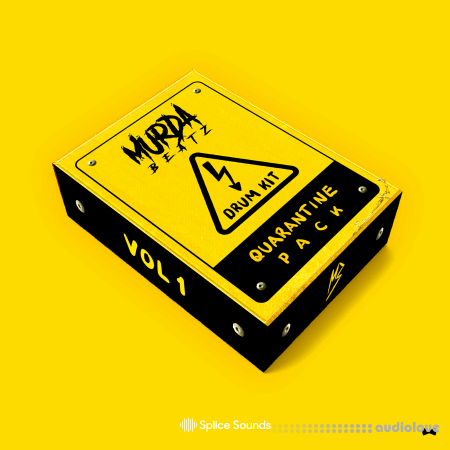 Splice Sounds MURDA BEATZ QUARANTINE KIT WAV MiDi FULL Realease