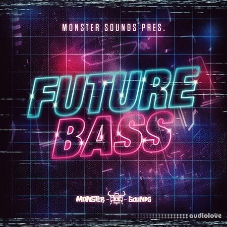 Monster Sounds Present Future Bass WAV REX