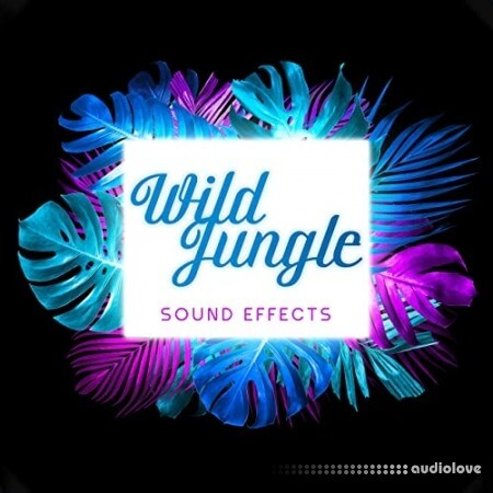 Pro Sound Effects Library Wild Jungle Sound Effects FLAC