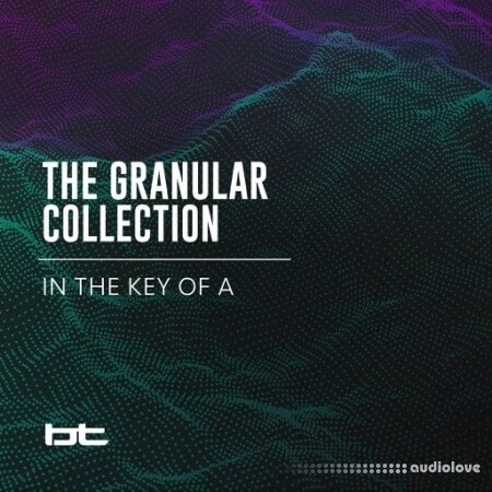 BT The Granular Collection In The Key Of A WAV