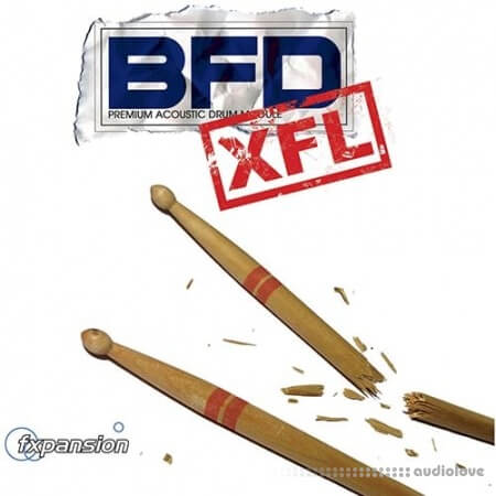 FXpansion BFD2 XFL v1.0.1 BFD2 BFD Eco