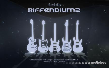 Audiofier Riffendium 2 KONTAKT