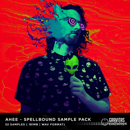 Gravitas Create AHEE Spellbound Sample Pack WAV
