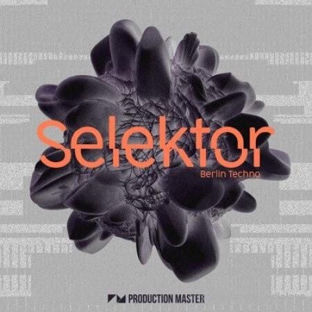 Production Master Selektor: Berlin Techno WAV