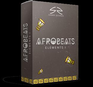 Sabar Sounds Afrobeats Elements I
