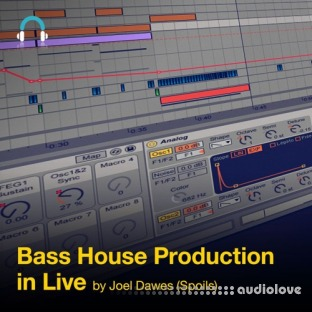 Producertech Bass House Production in Live