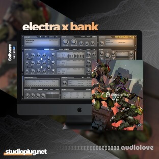 StudioPlug TMNT (Electra X Bank)