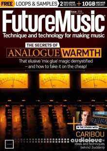 Future Music - April 2020