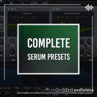 Production Music Live SERUM Presets FULL Pack