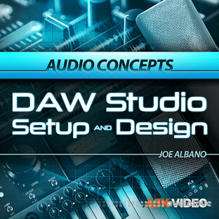 Ask Video Audio Concepts 108 DAW Studio Setup and Design