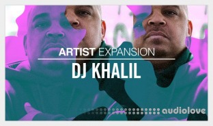 Native Instruments DJ Khalil Expansion