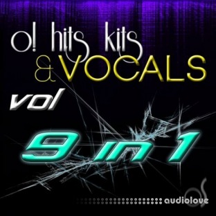 O! Samples O! Hits Kits and Vocals 9-in-1