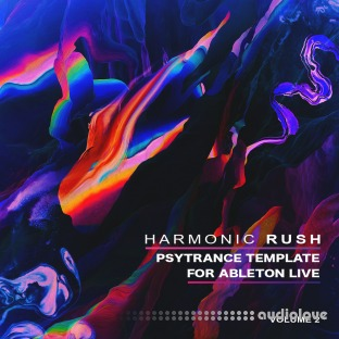Harmonic Rush Focus Psytrance Template Vol.2