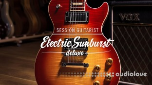 Native Instruments Session Guitarist Electric Sunburst Deluxe