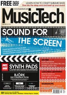 MusicTech April 2020