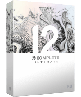 Native Instruments Komplete 12 Ultimate Collector's Edition
