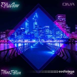 Red Marker RetroGlow DIVA Deluxe Edition
