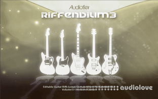 Audiofier Riffendium 3