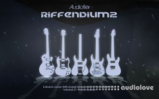 Audiofier Riffendium 2