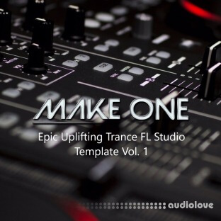 Make One Epic Uplifting Trance FL Studio Template Vol.1