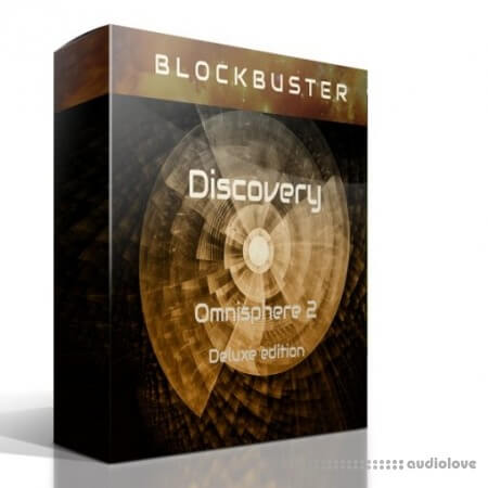 Triple Spiral Audio Discovery - Blockbuster Deluxe Synth Presets