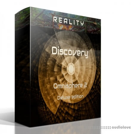 Triple Spiral Audio Discovery - Reality Deluxe Synth Presets