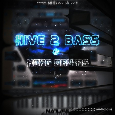 NatLife Hive 2 Bass and Korg Drums V1 WAV Synth Presets
