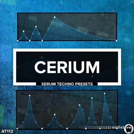 Audiotent Cerium Serum Techno Presets Synth Presets