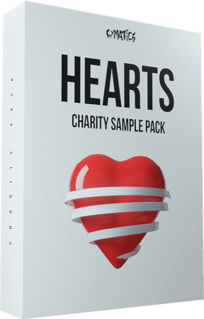 Cymatics Hearts Charity Sample Pack WAV MiDi