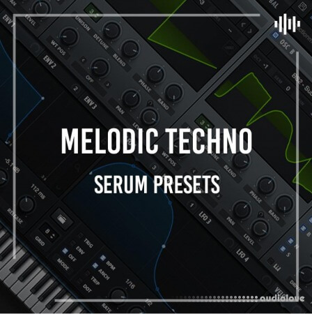 Production Music Live Serum Techno Pack Synth Presets MiDi