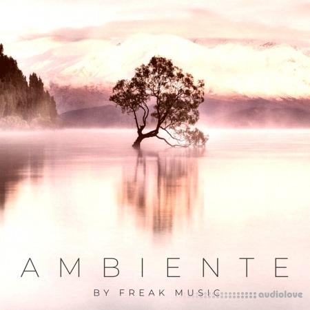 Freak Music Ambiente WAV MiDi Synth Presets