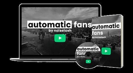 Noiselash Automatic Fans Get Automatic Spotify Fans TUTORiAL