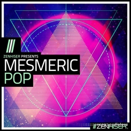 Zenhiser Mesmeric Pop WAV MiDi