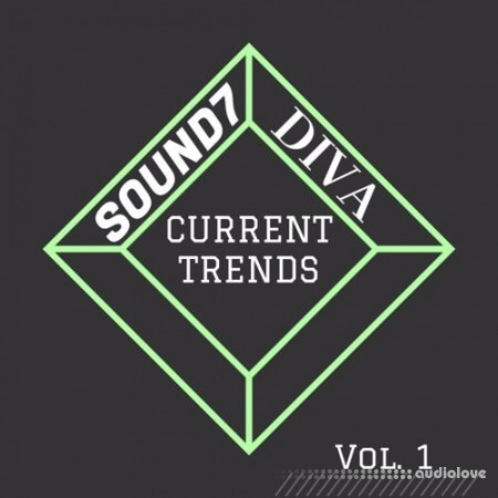 SOUND7 Current Trends Vol.1 Synth Presets